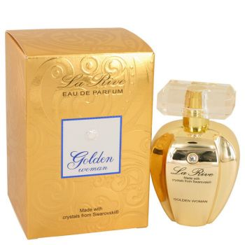 La Rive Golden Woman By La Rive Eau De Parfum Spray 2.5 Oz For Women