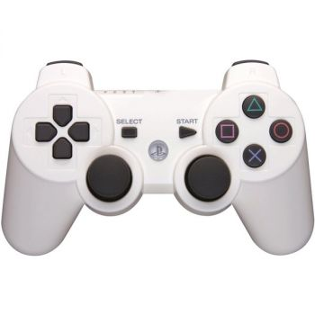 Wireless Controller for Playstation 3- White