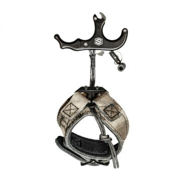 Scott Archery Pursuit Thumb Release RCS Buckle Strap Black
