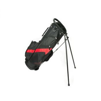 Tour X SS Golf Stand Bags-Black Red
