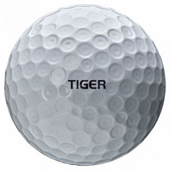 Bridgestone Tour B XS Golf Balls Tiger Edition Woods-Dzn Wht