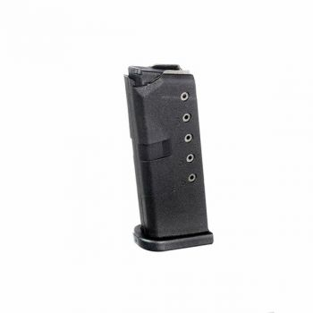 ProMag Glock Model 43 9mm 6 Round Magazine-Black