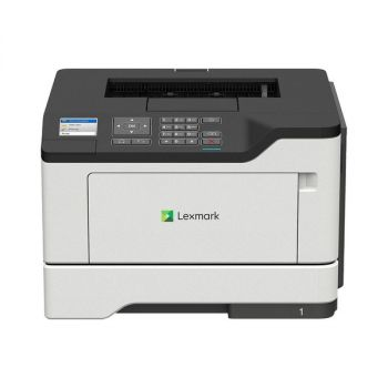 Lexmark MS521dn Monochrome Duplex LAN USB Laser Printer 36S0300