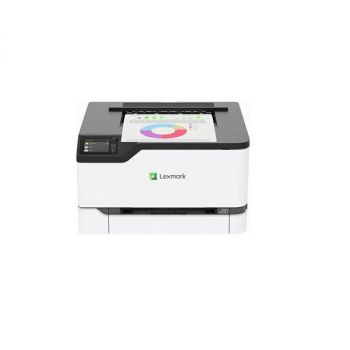 Lexmark C3426dw Color Laser Printer With InterActive Touch Screen Full-Spectrum Security Speed Up To 26ppm 40N9310