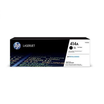 Genuine HP 414A LaserJet Toner Cartridge Black W2020A