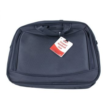 TRAVEL SOLUTIONS(TM) 23003 Top-Loading Notebook Bag (13