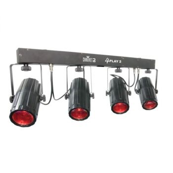 CHAUVET(R) DJ 4PLAY2 4Play 2 Effect Light