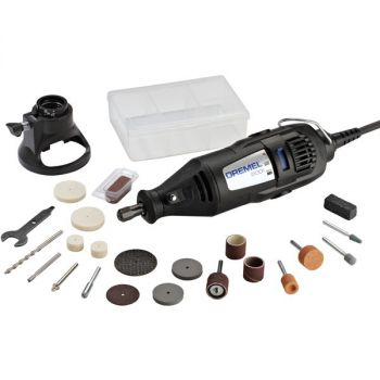 Dremel 200-1/21 200 Series 2-Speed Rotary Tool Kit