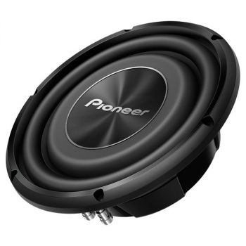 Pioneer TS-A2500LS4 A-Series Shallow-Mount Subwoofer (10 Inch; 1,200 Watts Max)