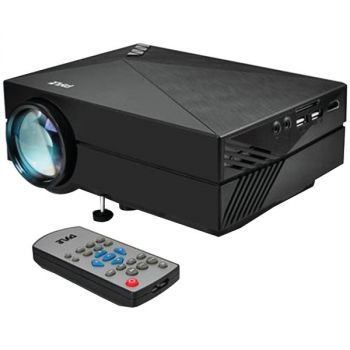PYLE HOME(R) PRJG82 Compact Digital Multimedia Projector with up to 130