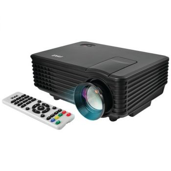 PYLE PRO(R) PRJG88 Compact Digital Multimedia Projector with up to 80