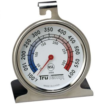 TAYLOR(R) PRECISION PRODUCTS 3506 Oven Dial Thermometer