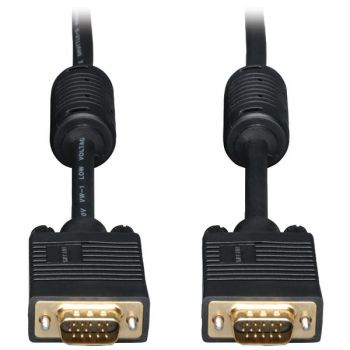 TRIPP LITE(R) P502-006 SVGA High-Resolution Coaxial Monitor Cable with RGB Coaxial (6ft)