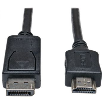 Tripp Lite P582-003 DisplayPort to HDMI Adapter Cable, 3ft