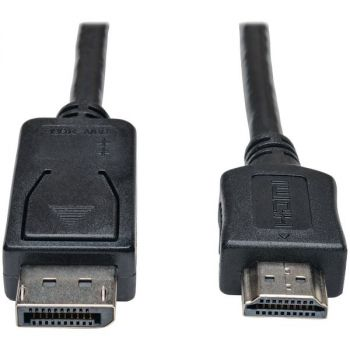 Tripp Lite P582-006 DisplayPort to HDMI Adapter Cable, 6ft