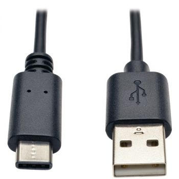 TRIPP LITE(R) U038-006 A-Male to USB-C Male USB 2.0 Cable (6ft)