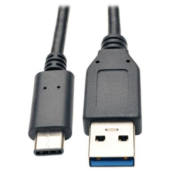 TRIPP LITE(R) U428-003 USB-C Male to USB-A Male 3.1 Cable, 3ft