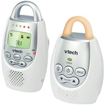 VTech DM221 Safe&Sound Digital Audio Baby Monitor