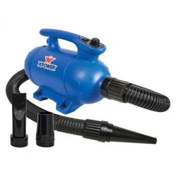 XPOWER B-24 B-24 Thermal Ace Professional Force Pet Dryer with Heat