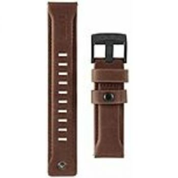 Urban 29181B114080 Armor Gear Leather Watch Strap for Samsung Galaxy Watch - Brown - Leather, Stainless Steel