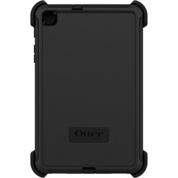 OtterBox Defender Carrying Case (Holster) for 8.4 Samsung Galaxy Tab A Tablet - Black - Drop Resistant, Dust Resistant Port, Dirt Resistant Port, Lint Resistant Port - Polycarbonate Shell, Synthetic Rubber Cover, Polycarbonate Holster - Belt Clip