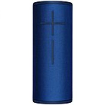 Ultimate Ears BOOM 3 Portable Bluetooth Speaker System - Lagoon Blue - 90 Hz to 20 kHz - 360° Circle Sound - Battery Rechargeable