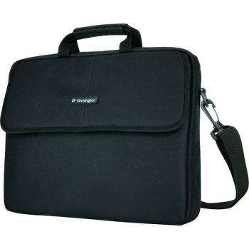 Kensington Classic SP17 Carrying Case (Sleeve) for 17 Notebook - Black - Polyester - 16 Height x 2.3 Width x 16 Depth - 5 Pack