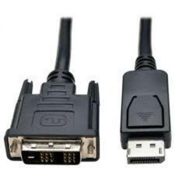 Tripp Lite P581-006 6 Feet Adapter Cable - 20-pin Male Display Port/18-pin DVI-D Male Video - Black