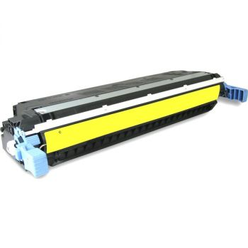 Compatible HP 644A Original Toner Cartridge - Single Pack - Laser - 12000 Pages Color - Yellow - 1 Each