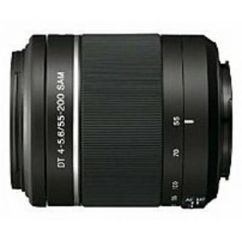 Sony SAL-55200/2 55-200 mm f/4-5.6 Telephoto Zoom Lens for Alpha Digital SLR Cameras