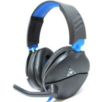 Turtle Beach TBS-3555-01 Recon 70 Wired Stereo Gaming Headset for PlayStation 4 - Blue