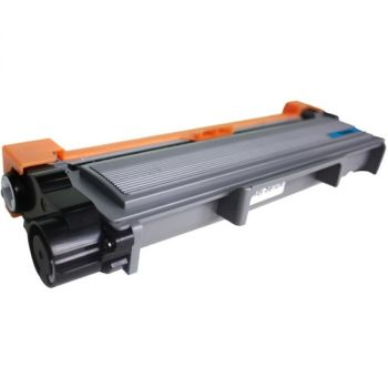 Compatible Brother TN-660-R High Yield Toner Cartridge - Black