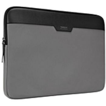 Targus TSS100104GL Newport Carrying Case (Sleeve) for 12 Notebook - Gray