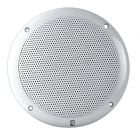 """Poly-Planar 5"""" 2-Way Coax-Integral Grill Speaker - (Pair) White"""