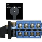 Blue Sea 6337 Switch, AC 120V AC 30A  OFF+2 Position