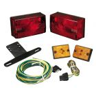 "Wesbar Submersible Over 80"" Taillight Kit w/Sidemarkers"