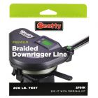 Scotty Premium Power Braid Downrigger Line - 200ft of 200lb Test