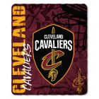 Cleveland Cavaliers Fade Away Fleece Throw