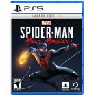 Sony 711719544913 Marvel's Spider-Man: Miles Morales Video Game - Launch Edition - T (Teen 13+) - Action and Adventure - PlayStation 5